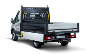 Rent  3.5 Tonne Dropside Van
