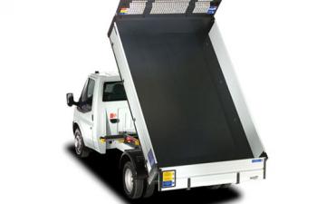 Rent  3.5 Tonne Tipper Van