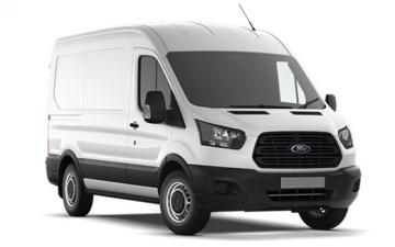 Rent  LWB Van