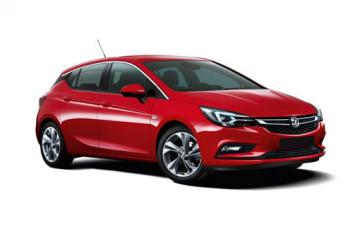 Rent  Vauxhall Astra
