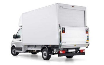 Rent  Luton Box Van