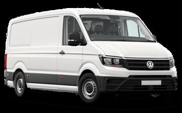 Rent  LWB Van Auto