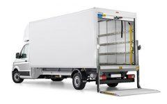EX-LWB Luton Box Van